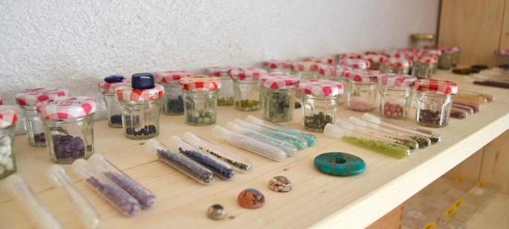 Lithoterapie-bijoux-pierre-argent-vrai-pas chère-beau-cadeau