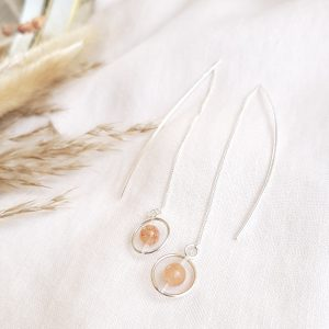 Boucles d'oreilles Funambules